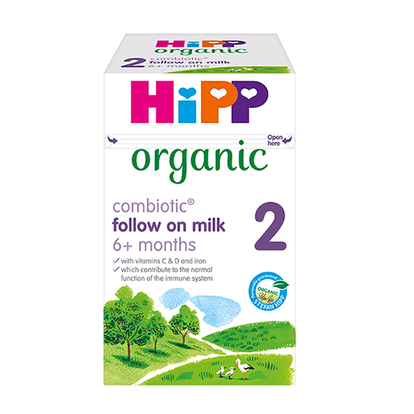 Combiotic follow on milk